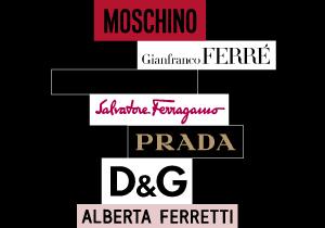 loghi brand di moda